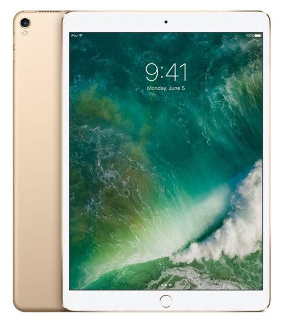 Apple iPad Pro 2nd Gen 64GB, Wi-Fi, 10.5in - Gold Brand Sealed + 12mths Warranty