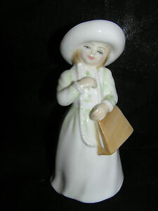 ROYAL-DOULTON-ALMOST-GROWN-HN3425-LITTLE-GIRL-FIGURE-1ST-QUALITY
