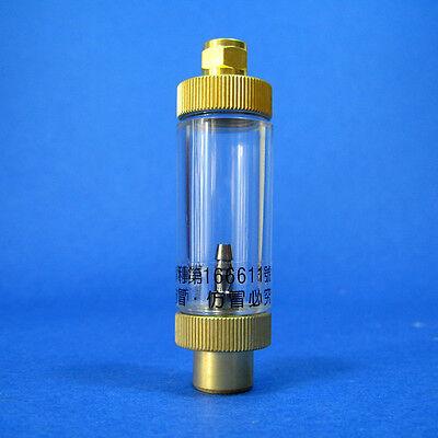 aquarium CO2 Bubble Counter &CHECK VALVE for Regulator Diffuser Atomizer Reactor