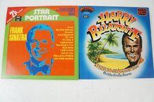 Frank Sinatra Star Portrait Doppelalbum Harry Belafonte 3 LP (LP33)