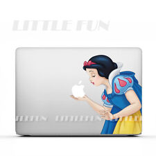 "Macbook pegatinas color sticker skin decal macbook pro 13"" air 13"" Snow White c09"