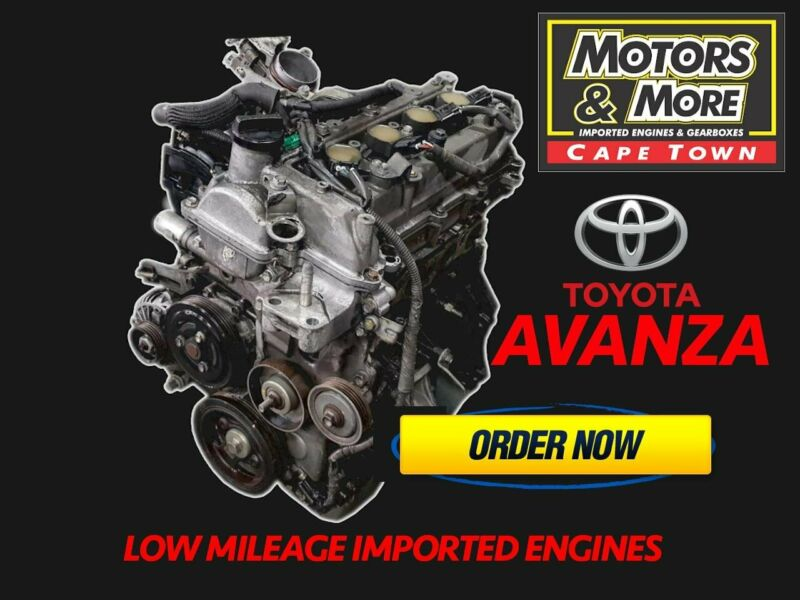 Toyota Avanza K3 1.3 VVTi Engine For Sale No Trade in Needed