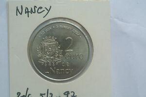 Trempé 2 Euros De Nancy 20/6 - 5/7 -1997