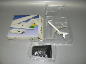 JET-X JX414 VICKERS VC-10 GHANA AIRWAYS 9G-ABO 1:400 DIECAST PLANE DAMAGED BOX