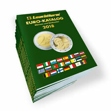 Leuchtturm Euro Katalog 2018 für Münzen Banknoten Nachschlagewerk Abbildungen