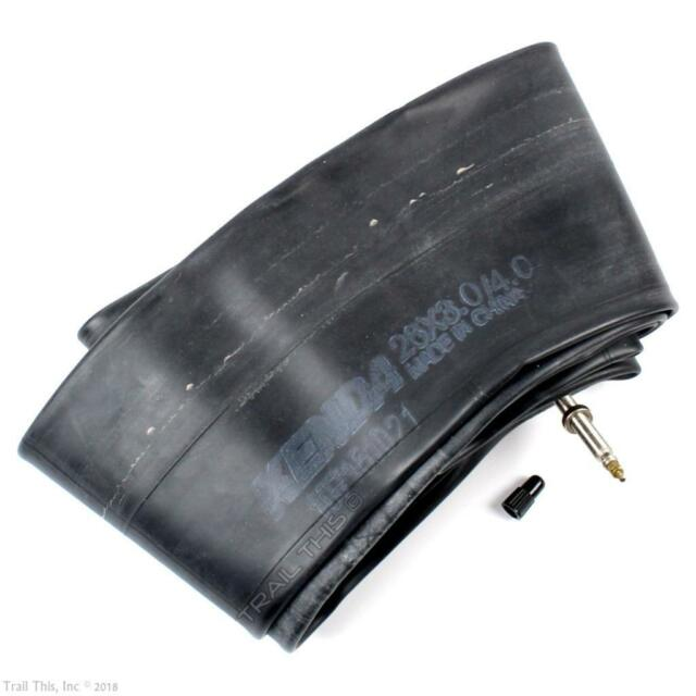 "Kenda 26/"" x 3.0 4.0/"" XL 48mm Presta Valve Fat Tire Bike Inner Tube PV 26 x 3/"" 4/"""