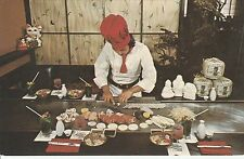 LAM (O) - Columbus, OH - The Japanese Steak House - Meal Preparation at Table