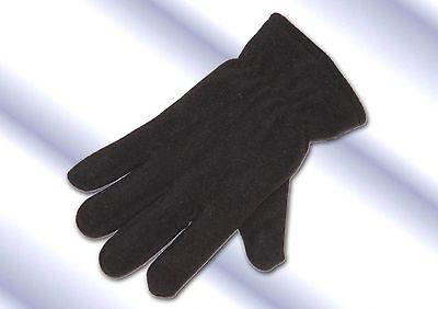 Fleece-Finger-Handschuhe Damen+Herren Größe 7+9 Thinsulate 389206