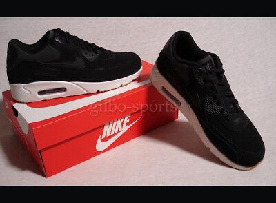 11 US Men Nike Air Max 90 Ultra 2.0 LTR Black 924447 001