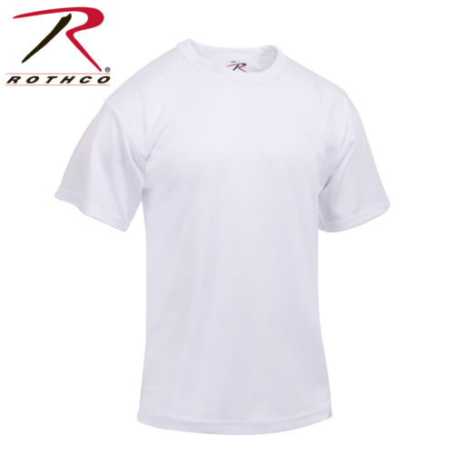 2730 Quick Dry Moisture Wicking T-Shirt Rothco 2735