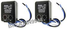 Two Pack X10 PRO XPFM Inline Fluorescent / Appliance Module Same As Leviton 6375