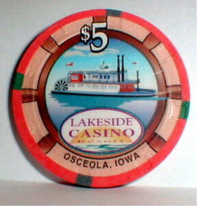 5-Chip-Lakeside-Casino-before-becaming-Terrible-039-s-2000-2005-Plus-info-History