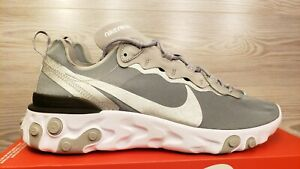 Silver Bq6166–007 Element Metallic Nike Scegli 55 la White taglia Grey React Running 8nPOXwkN0
