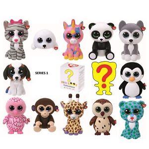 Ty Beanie Babies Boos 25001 Mini Boo Collectable Series 1 8421250011 ... dc7d833a607