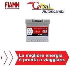 BATTERIA AUTO FIAMM TITANIUM PRO 44Ah RENAULT CLIO II 1.2 - 1.4 16V