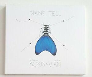 CD-ALBUM-NEUF-DIANE-TELL-MISTER-BORIS-VIAN