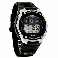 Casio ORIGINAL NEW AE2000W Mens 200M Water Resistant Watch AE-2000W AE-2000