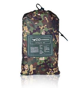 DD-Tarp-XL-MC-4-5m-x-3m-Lightweight-Camping-Basha-Hootchie-Rain-Fly