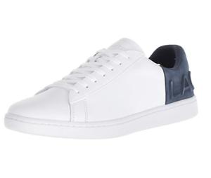 Lacoste-Women-039-s-Carnaby-Evo-318-3-Fashion-Sneaker-White-Navy