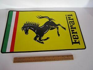 Huge Ferrari OEM Badge Sticker Garage Wall Art 308 328 348 355 360 430 458 488