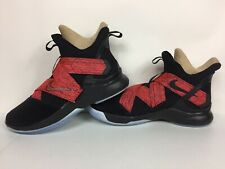 separation shoes 54c29 b76f9 item 2 Nike Lebron Soldier XII 12 Bred Mens AO2609-003 Black Basketball  Shoes Size 12 -Nike Lebron Soldier XII 12 Bred Mens AO2609-003 Black  Basketball ...