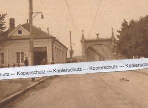Kehl im Hanauerland - Brücke am Rhein um 1925 -  P 4-20