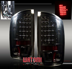 Image Is Loading 2002 2006 Dodge Ram 1500 Led Tail Light