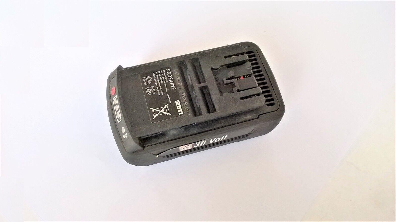 Akku BTI Profiline 36 V Li-Ion Art. N 9023905