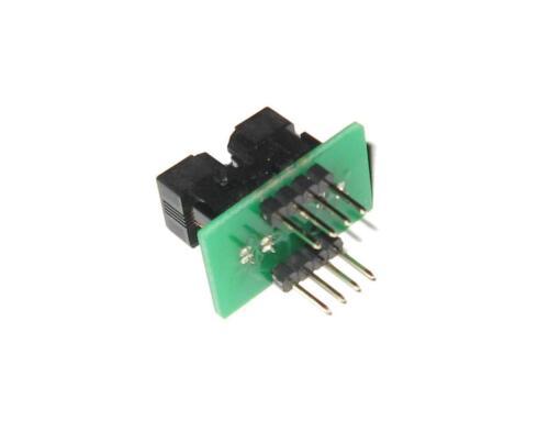 MSOP8 to DIP8 EEPROM ADAPTER 3MM x 3MMCNV-MSOP-8WELLS CTIMSOP8-0.65