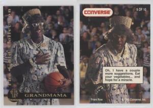 1993 Front Row Converse Grandmama (Larry Johnson) [Base