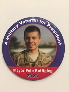 2020-Mayor-Pete-Buttigieg-for-President-3-034-Button-Military-Veteran-for-President