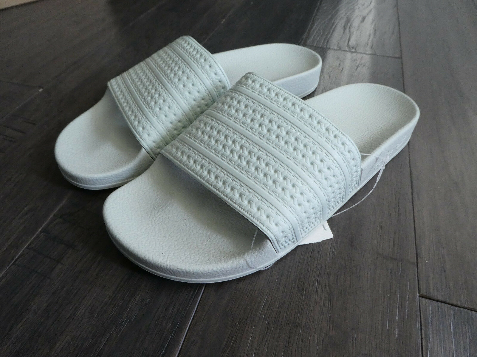 adidas - schuhe adilette männer neue made ba7540 in italy bettwäsche grüne ba7540 made 3535b5