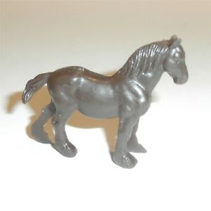 Cereal-Toy-Sanitarium-Horses-on-Parade-1976-8-Shire-Horse-Brown-R-amp-L