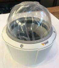 Axis Q60xx Series Housing Amp Clear Dome