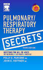 Pulmonary/Respiratory Therapy Secrets: With STUDENT CONSULT Online Access by Elsevier - Health Sciences Division (Paperback, 2006)