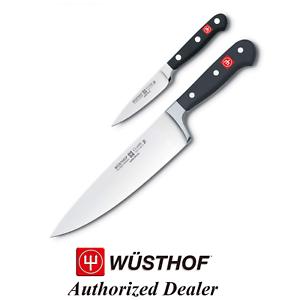Wusthof Classic 2pc Starter Knife Set 8 Cook S 3 5 Paring Ebay