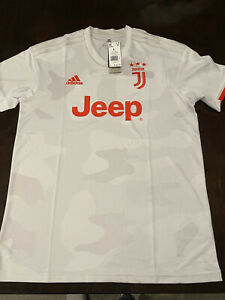 New Adidas Juventus Away Soccer Men's Jersey 2019/20 - Size L NWT's
