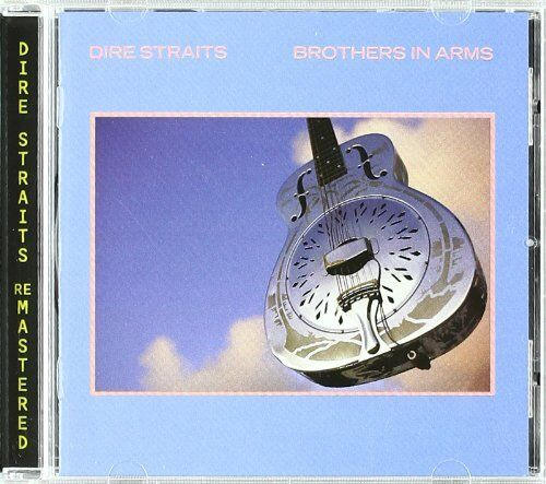 1 of 1 - Brothers In Arms - Dire Straits CD CGVG The Cheap Fast Free Post