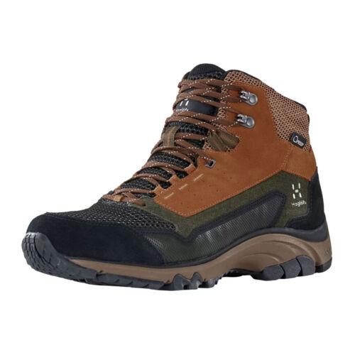 Haglofs Skuta Mi preuve Eco Hommes Trekking Bottes Réveil Chaussures Imperméable