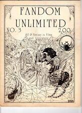 WoW! Fandom Unlimited #3 Reviews: King Kong! JAWS! The Beast Must Die! Dracula!