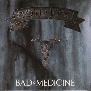 BON-JOVI-Bad-Medicine-PICTURE-SLEEVE-7-45-record-NEW-juke-box-title-strip