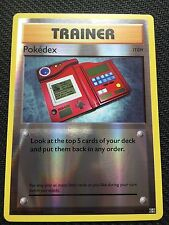 Pokemon : XY EVOLUTIONS POKÉDEX 82/108 REVERSE
