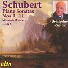 Schubert: Piano Sonatas Nos. 9 & 11; Moments Musicaux (CD, Jun-2011, Alto)