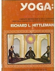 yoga the 8 steps to health and peacehittleman