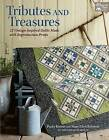 Tributes and Treasures: 12 Vintage-Inspired Quilts Made with Reproduction Prints by Paula Barnes, Mary Ellen Robison (Paperback / softback, 2016)