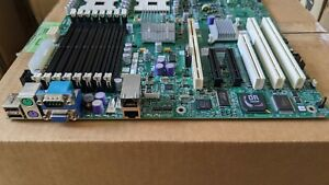 Intel SE7520BD2 Server Motherboard D10351-451 Dual Intel Xeon 82541 Dual DDR400