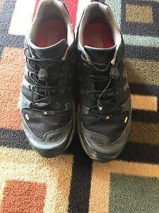 Óptima chorro Tomar represalias  NEW Adidas Terrex Fast X 370 GTX Gore-Tex® men's hiking shoes Size 12M  Black | eBay