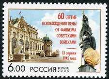RUSSIA.2005.WW2.The liberation of the Ausrtian.Sc.6905. MNH