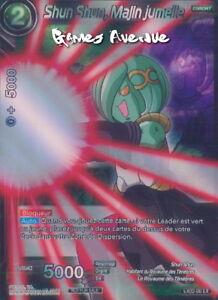 Dragon Ball Super Card Game Majin Jumelle EX02-06 VF//FOIL Shun Shun