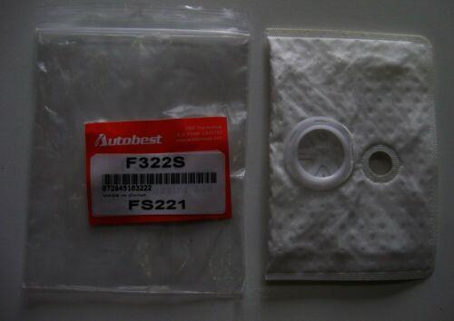 Fuel Pump Strainer Autobest F322S